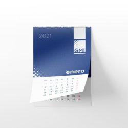 Calendarios de pared wire-o