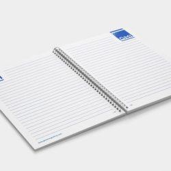 Cuaderno WireO
