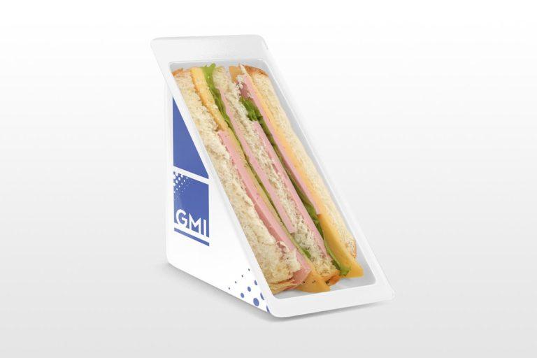 Packaging para sandwich