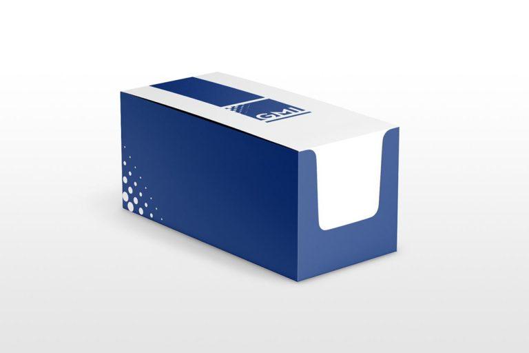 Boîte récipient