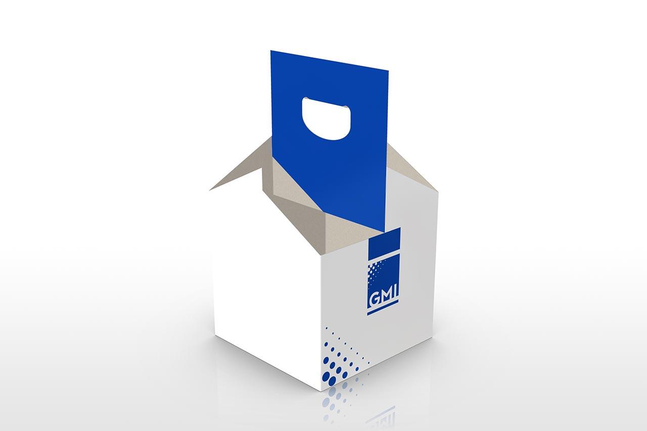 Packaging para botellas