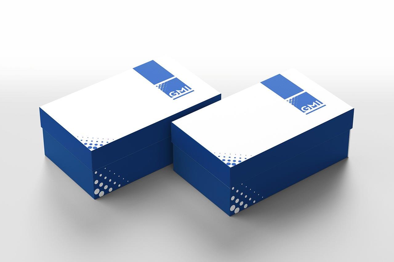 Packaging para calzado