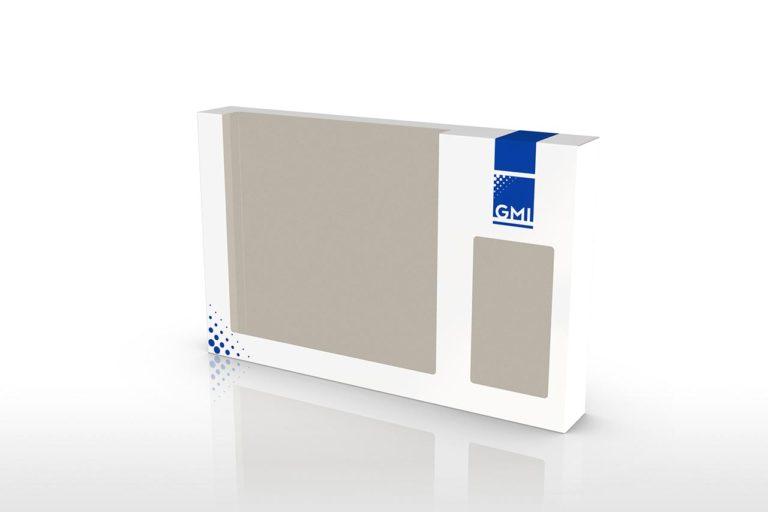 Packaging para electrónica