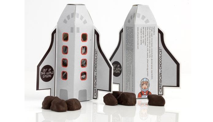 nave-espacial-packaging-chocolate